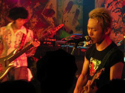 HOSOME live at Fandango 060716