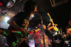 ELECTRIC EEL SHOCK live at Fandango 090504