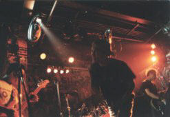 RAZORS EDGE still live at fandango 10/15/00