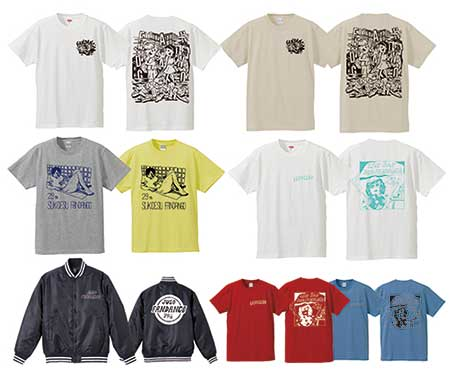 29th T-shirts ALL