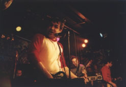 THE STEREO  live at Fandango 6.01.01`