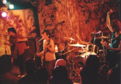 OVERCOAT'S live at Fandango  7.21.01