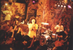 GOING STEADY live at Fandango 9.08.01`