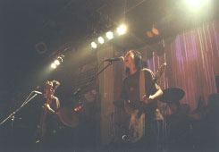 ON OFF live music at Fandango 12th anniversary 10/9/99